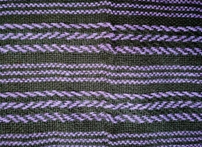 Rebozo Torklæde Maria Purple Vikle og Rebozo massage pic.2