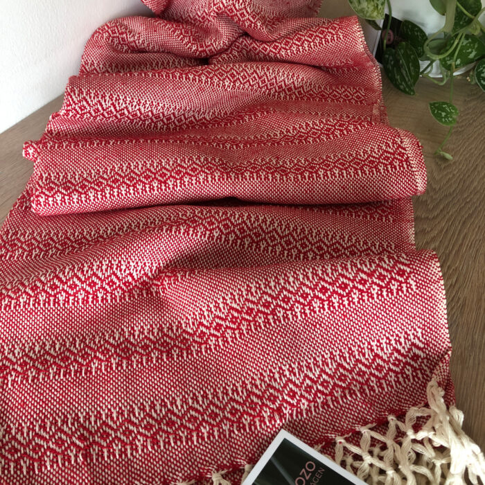 Rebozo Scarf Emma Green Baby Carrier and Rebozo massage pic.10