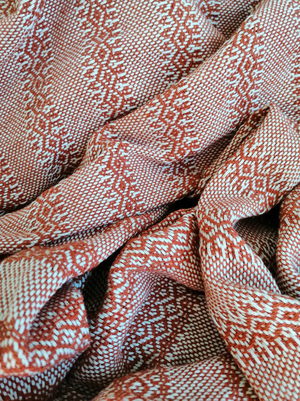 Rebozo Torklæde Emma Orche Vikle og Rebozo massage pic.1