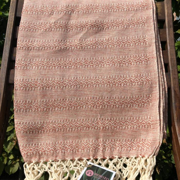 Rebozo Torklæde Emma Orche Sand Vikle og Rebozo massage pic.5